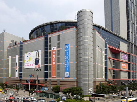 TechnoMart Electronics Shopping Mall