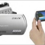 Sony Hard Disk Camcorder DCR-SR300