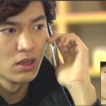 Boys over Flowers Cell Phone Goo, Joon Pyo Phone Haptic POP AnyCall SCH-W750