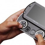 Sony portable game console PSP Go coming this Fall