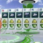 Monsoon Season in Korea