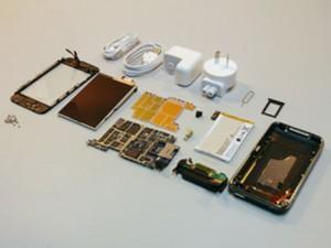 iPhone-disassembly ubergizmo.com