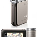 World's Smallest Full-HD Camcorder Sony HDR-TG5