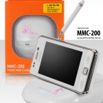 MMC-100 MMC-200 Docking Cradle for SamSung AnyCall SCH-W770 SPH-W7700 W7750 Haptic Mini aka Kim Yuna Cell Phone