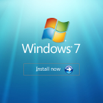 using Windows 7 OS Operating System South Korea