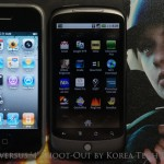 Apple iPhone 4 vs HTC Google Nexus One Compare