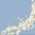 is Nagoya Kyoto Osaka Kobe Busan Pusan SEOUL Korea Safe Effected Sendai EarthQuake Fukushima Nuclear Power Plant