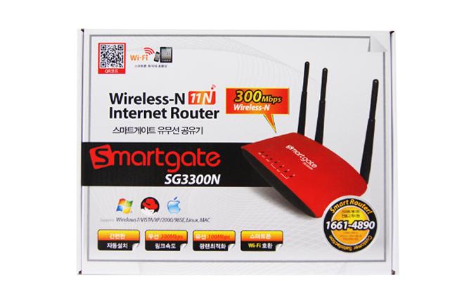 Smartgate SG3300N-250G x 1EA