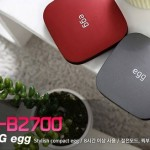 Third Generation Egg WiBro WireLess Modem infoMark KWF-B2700 Compact Egg