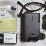Sony Camera Case LCJ-H for HX30V and LCM-CSV
