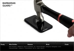 Tesla102 Barbarian Guard hammer video