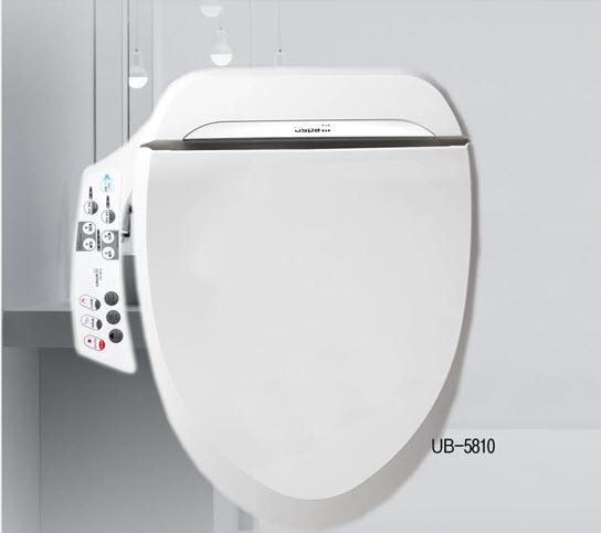 130407 LotteiMall HamHong USpa Stainless Two Nozzle Bidet UB-5820c