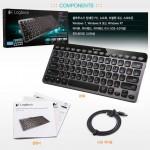 130421 icoda Logitech K810 Bluetooth illuminated Keyboard 15