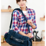 Nikon Camera System Shoulder Bag Canvas N NOG BackPack 3 Way Mini Tote