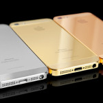 Platinum Gold iPhone 5S