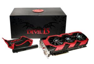 PowerColor DEVIL13 HD7990 6GB GDDR5