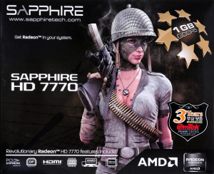 emtek SAPPHIRE HD7770 D5 1GB