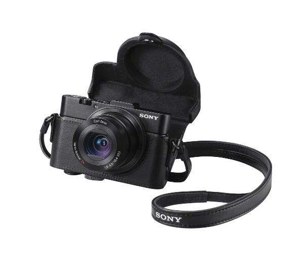 Sony Cybershot DSC-RX100 ii RX100M2 Camera Case LCJ-RXC OPEN