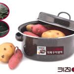 Kitchen Art Flower Sweet Potato Pan