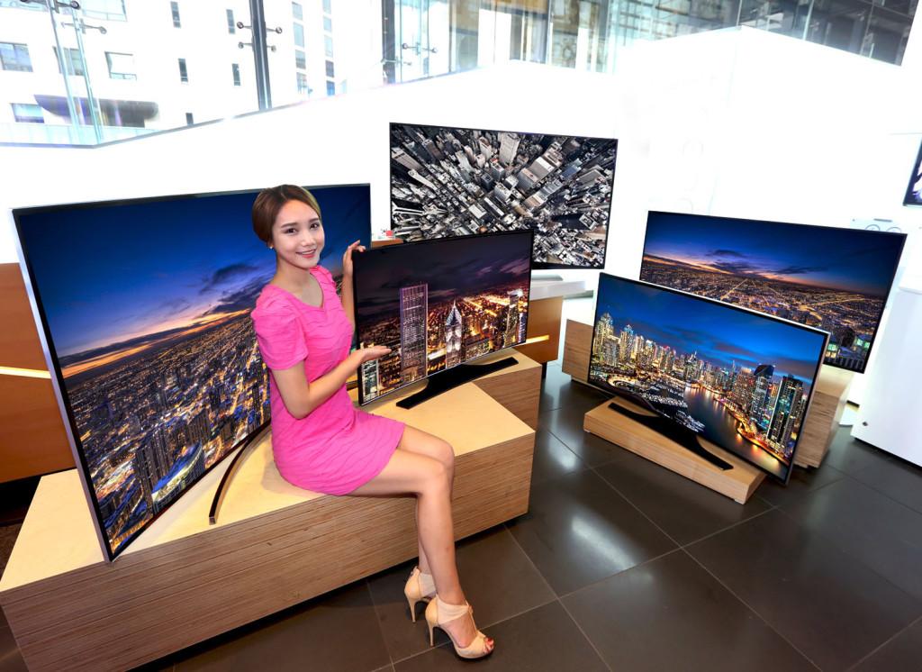 20140723삼성전자 보급형 커브드 풀HD TV(H6800) 28일 국내 시장에 출시하며 커브드 TV시대의 대중화 시대의 포문을 연다cur