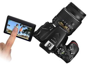 Nikon D5500 Preview