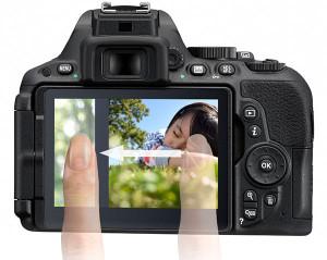 Nikon D5500 product pic_20 LCD slide 600