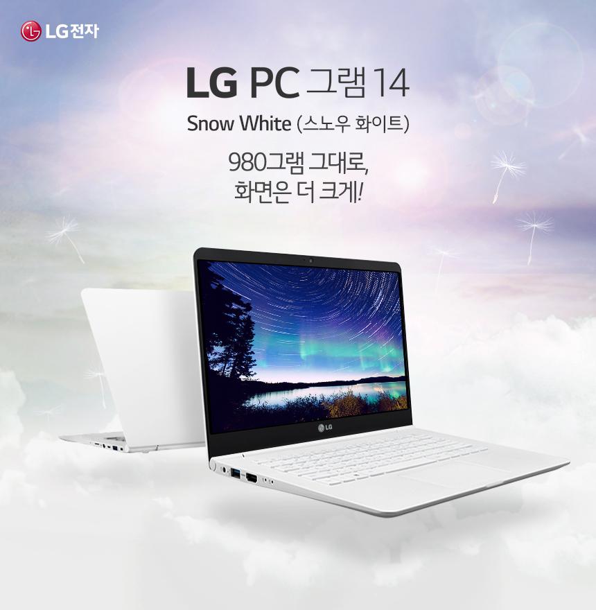 LG전자 울트라PC 그램 14ZD950-GX3HK (정품) main