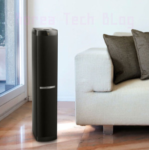 High Standing Tall BlueTooth Speakers