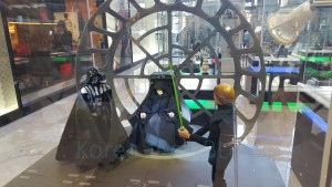 YeongDeungPo Times Square Star Wars