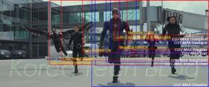 Lotte Cinema CGV iMAX MegaBox Movie Theatre Largest Screen SIZE Compare